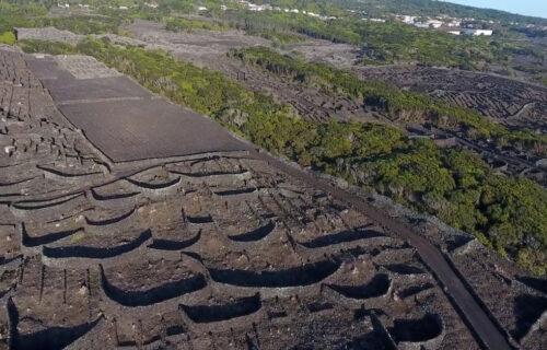 Currais de Pedra – Imagens aéreas da Ilha do Pico