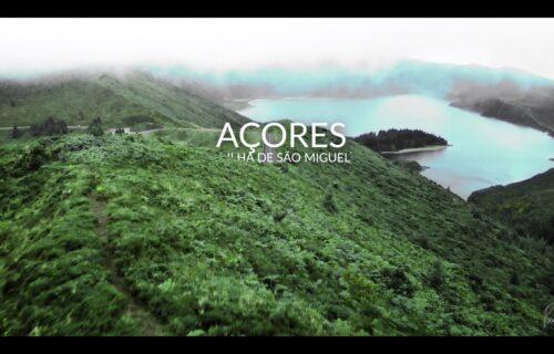Ilha de São Miguel e a sua beleza neste vídeo com imagens incríveis