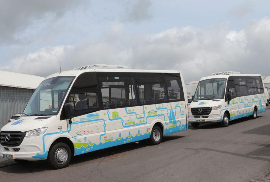Mini Bus Horta