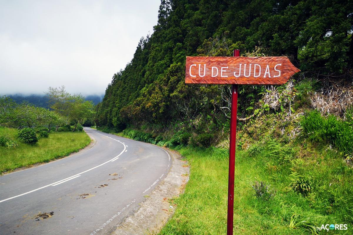 Cu de Judas - São Miguel, Açores