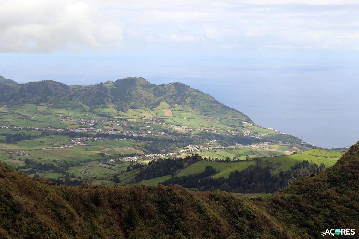 Miradouro Salto do Cavalo, Salga, Nordeste - São Miguel, Açores