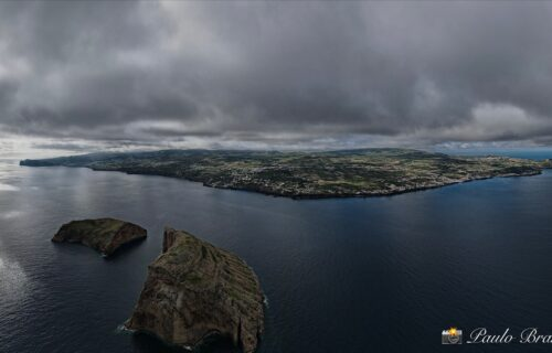Panorâmica da Ilha Terceira