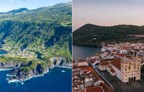 Super Flexível: São Jorge & Terceira (6 noites) c/ voos e alojamentos
