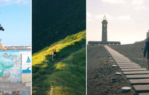 Imagens e cenários incríveis da Ilha do Faial