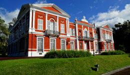 Jardim Palácio de Sant'Ana – Ilha de São Miguel