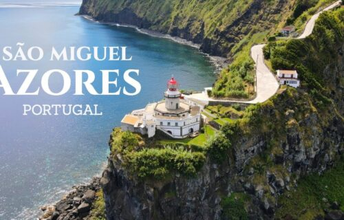 Fantástico vídeo cinematográfico da Ilha de São Miguel
