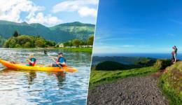 10 actividades a não perder na Ilha de São Miguel